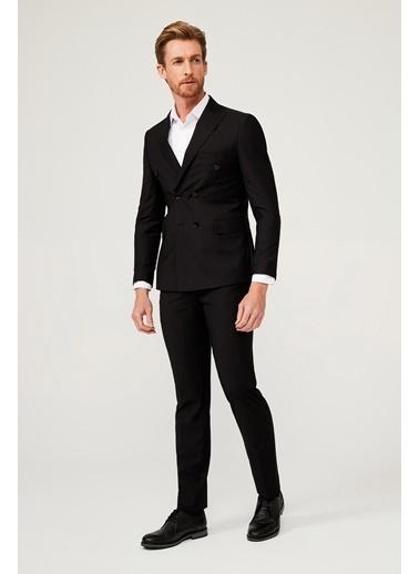 Kiğılı Takım Elbise Siyah